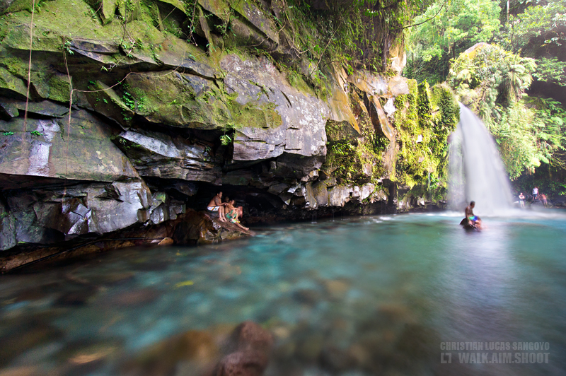 Taytay Falls, Majayjay, Laguna