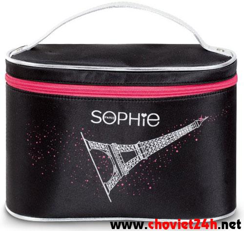 Túi đựng mỹ phẩm Sophie Lucie - N766