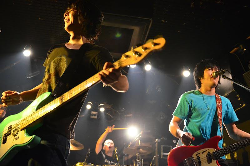 LIVE@2011.11.03 下北沢屋根裏