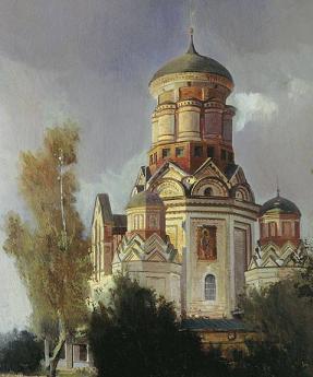 Фото - Церковь в Дьякове