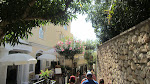 The charming streets of Capri - not for the poor