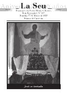 Hoja Parroquial Nº497 - Jesús es tentado. VI centenario de la erección de la Iglesia Colegial Basílica de Santa María de Xàtiva