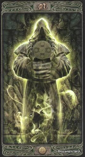 Таро Призраков — Ghost Tarot 528_46
