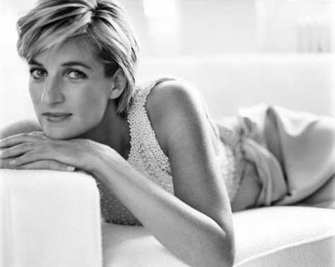 Mario Testino, Princesa Diana