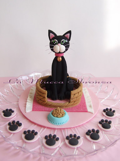 Dog Cake Toppers For Wedding Cakes