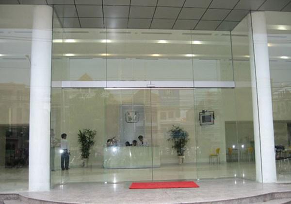 Cổng tạo nên sự thông thoáng chuyên nghiệp cho các sảnh tại khách sạn