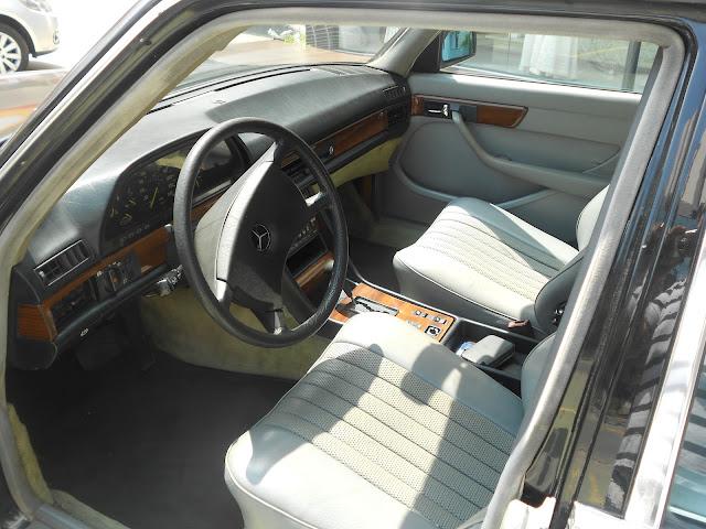 Vendo W126 500SEL- ano - 84 : R$ 30 mil - Troco por MB menor DSCN0077