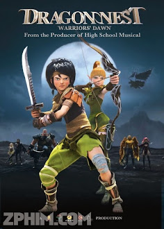 Hắc Long Đe Dọa - Dragon Nest: Warriors' Dawn (2014) Poster