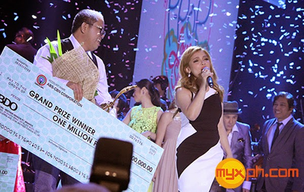 Himig Handog 2014 – Winner – Results – Video