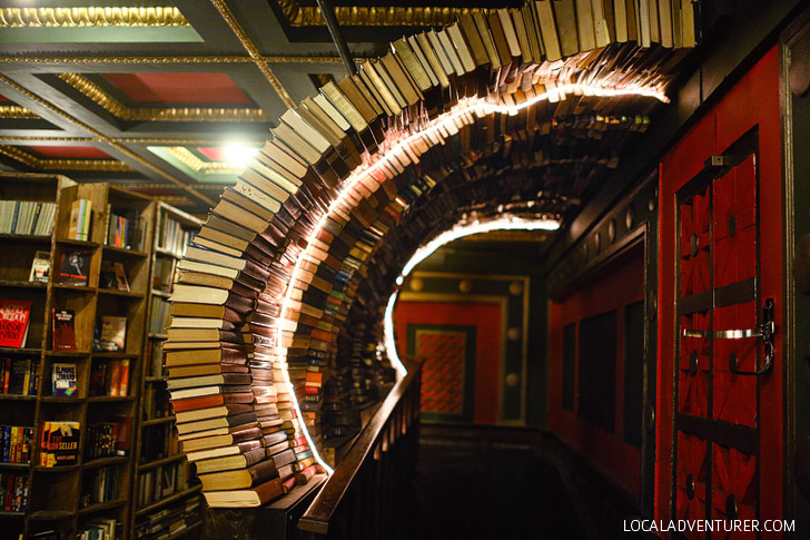 The Last Bookstore Los Angeles Coolest Bookstore In America