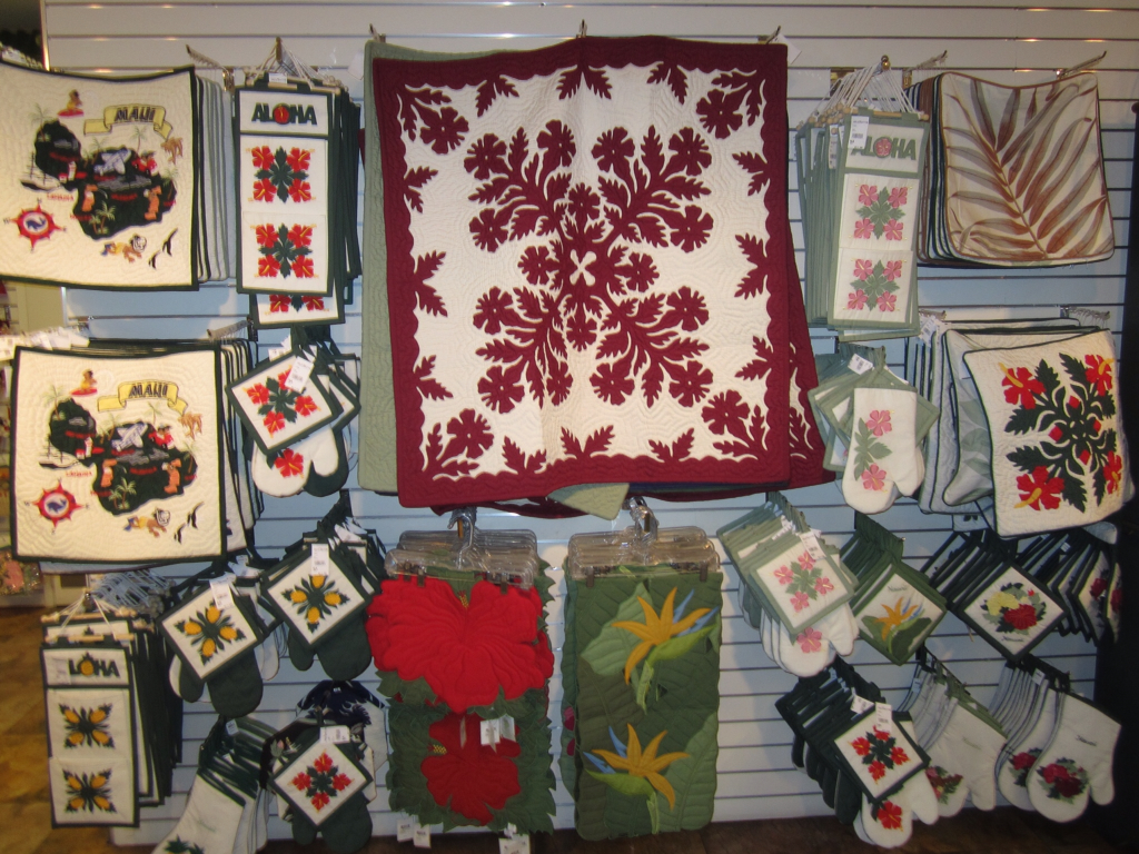 Beyond the quilt!: Hawaiin Quilting and back to Lahaina. : lahaina quilt shop - Adamdwight.com
