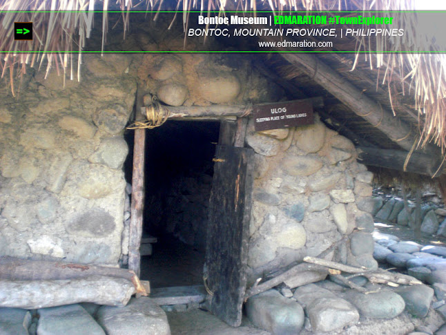 Bontoc Museum and the Traditional Bontok Village