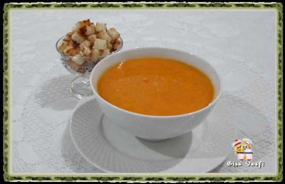 Sopa creme de camarão 2