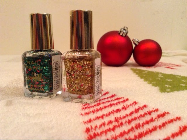 Barry M Christmas Tree & Jingle Bells Limited Edition Christmas 2014