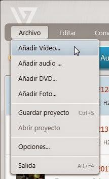 Añadir Vídeo