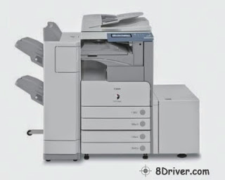 Get Canon iR2870 Printer driver software and install