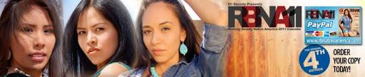 RBNA - Runway Beauty Native America - Annual Calendar Paypal33
