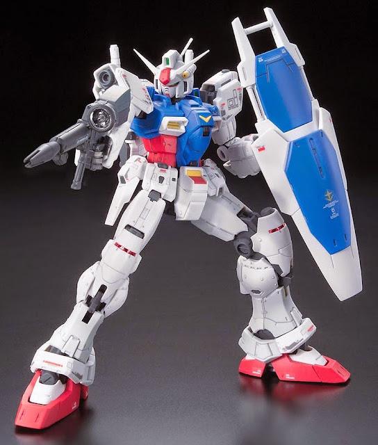 Zeta Gundam RG 1/144 chất lượng bố trí màu sắc chưa từng có