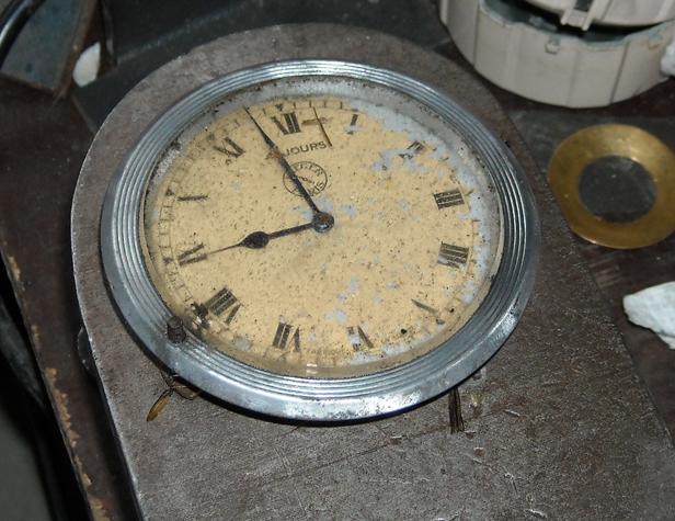 Recherche epave montre de bord Jaeger 4 jours. Jaeger1