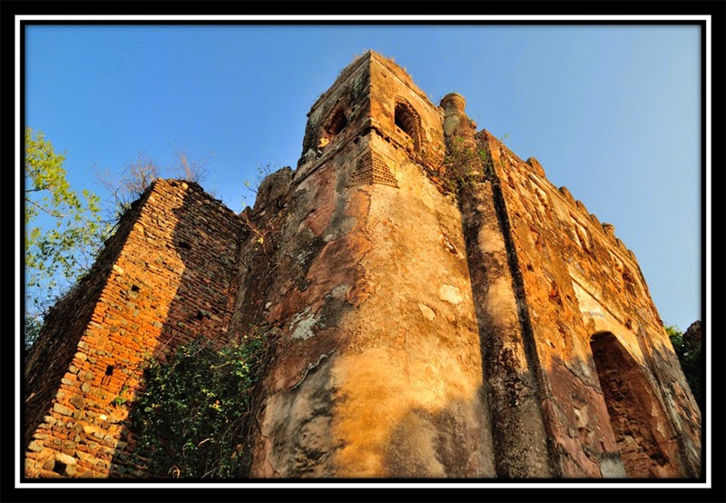 New Palamu Fort - Nagpuri Gate