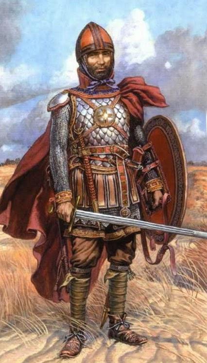 Новогородский воин