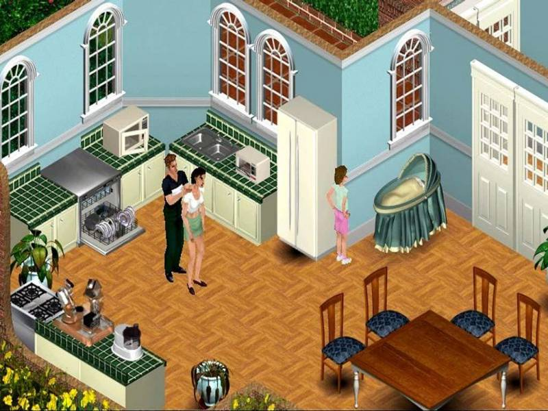 Los Sims - 3