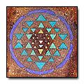Thumbnail for Sri Yantra Piece