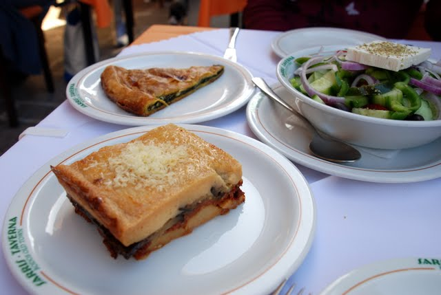 moussaka, greek