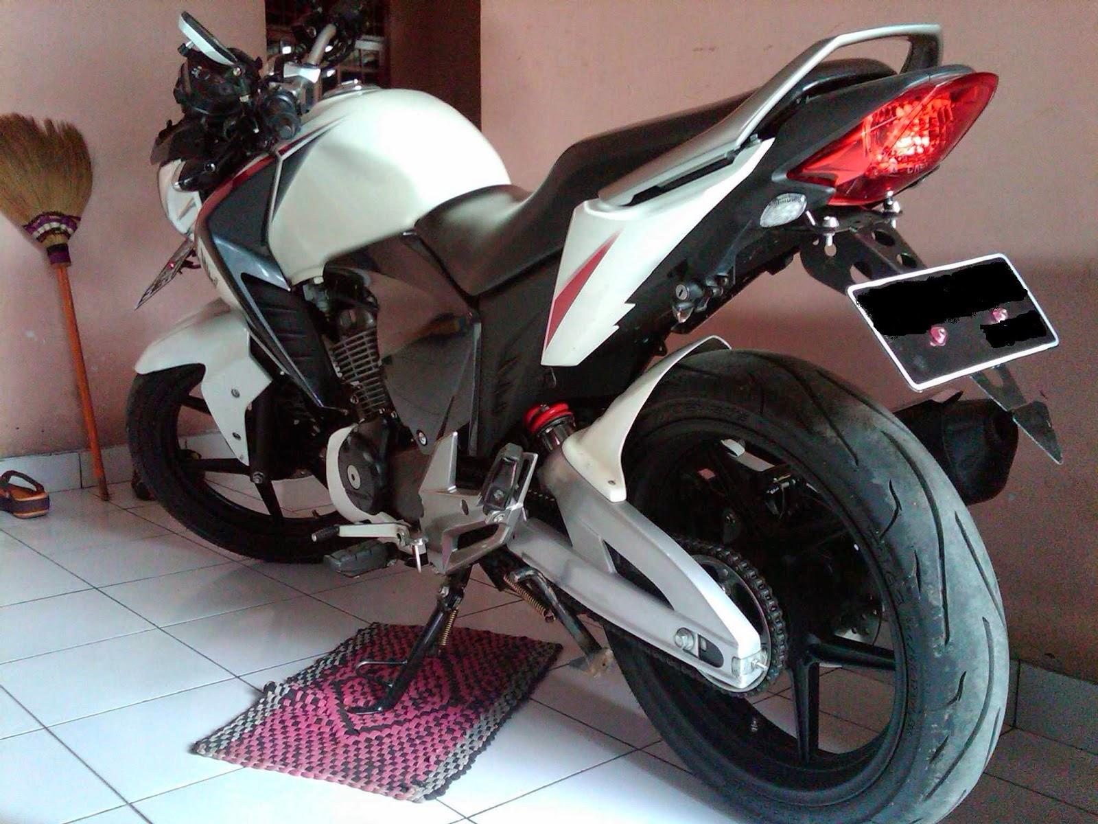 Modif Motor Honda Mega Pro New