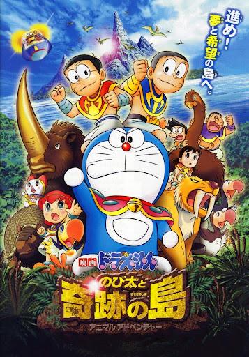 Doraemon: Nobita Và Hòn Đảo Kỳ Tích - Doraemon: Nobita And The Island Of Miracles - Animal Adventure