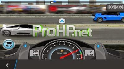 Drag Racing v1.6.25 for BlackBerry 10