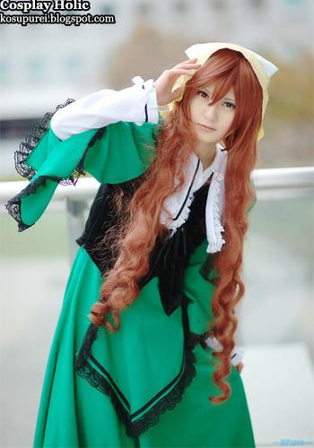 rozen maiden cosplay - suiseiseki by hina-desu