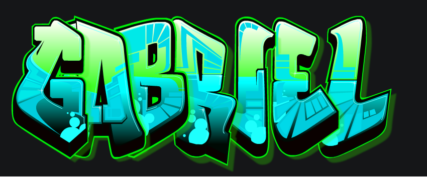 Graffitis que digan gabriel - Imagui