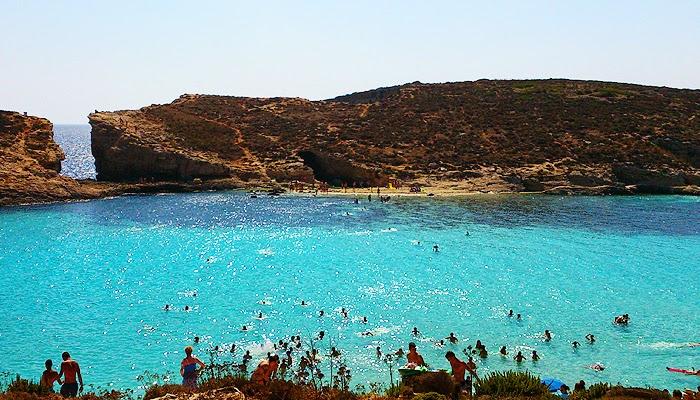 semaine, malte, gozo, comino, blue lagoon