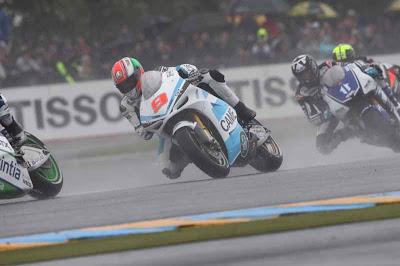 Danilo Petrucci Le Mans 2012