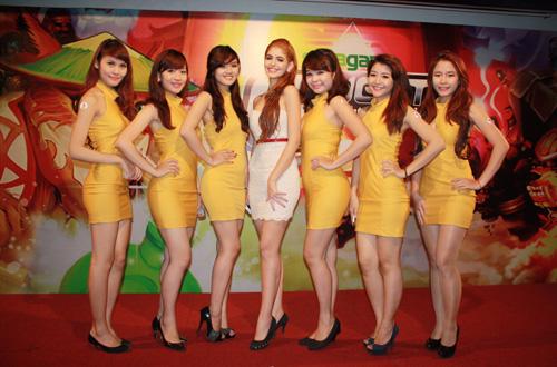 Tưng bừng dạ tiệc G-Night của Soha Game 3