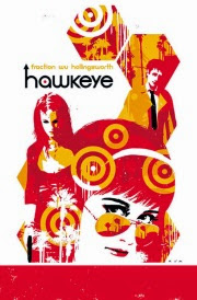 Cover art for Hawkeye Volume 3