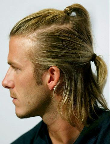 Miraculous 20 Beautiful Pictures Of David Beckham Hairstyles Celebrity Hairstyles For Women Draintrainus