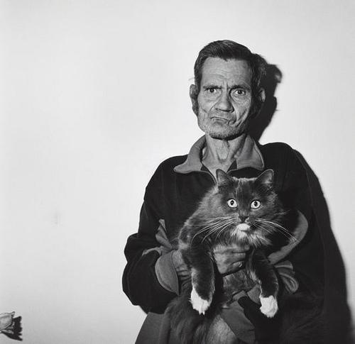 The Cat Ladies 169 Roger Ballen