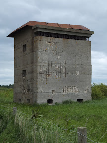 Observation Tower at Bawdsey Battery