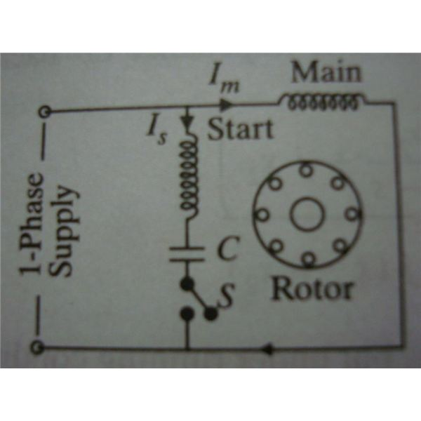 Ac Motor Field Wiring Diagram