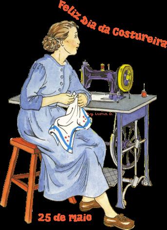 Gif dia da costureira