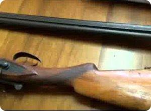 Завершено уголовное дело о хищении огнестрельного оружия