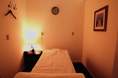 Taiji Body Work, Private Massage Room