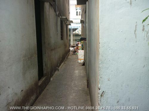 Bán nhà Nguyễn Đình Chiểu , Quận 3 giá 2, 5 tỷ - NT45