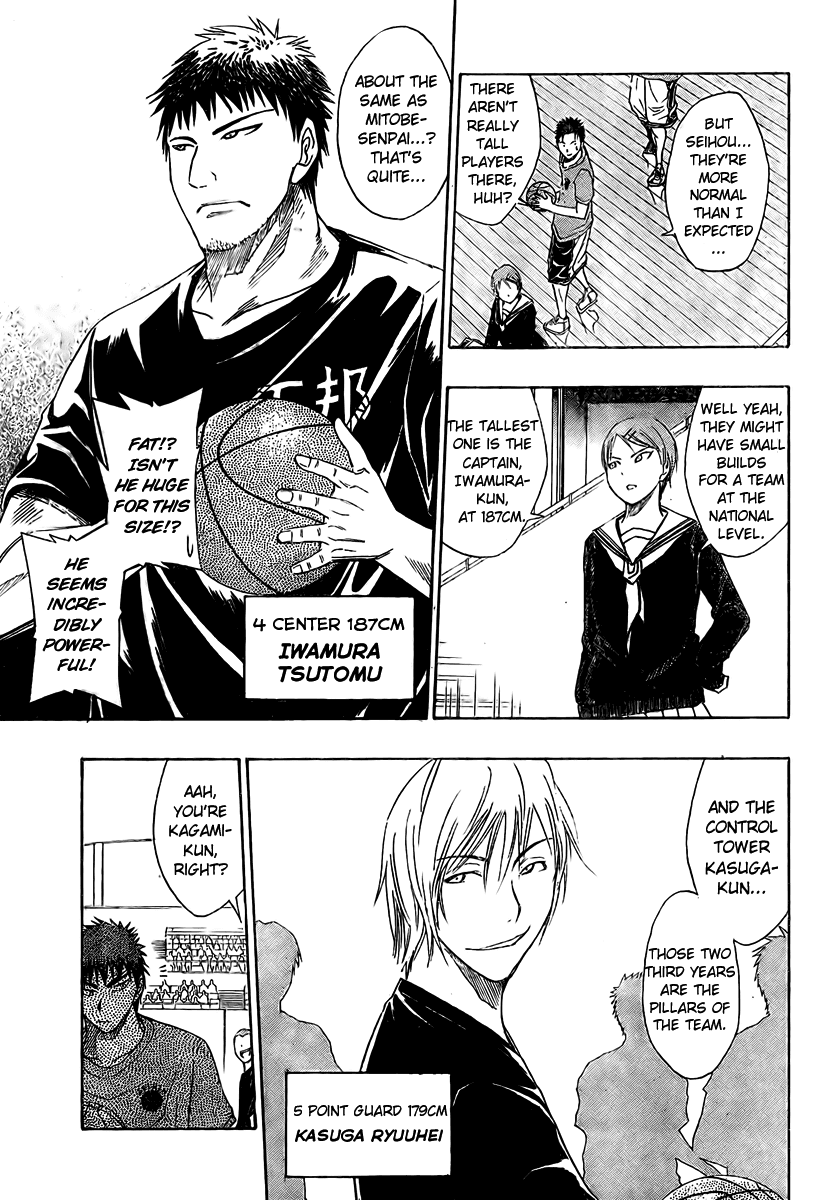 Kuruko no Basket Manga Chapter 19 - Image 07