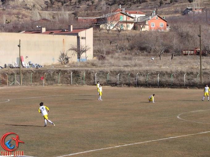 Bozkır Gençler Birliği 0-0 Selçuklu Spor Slayt 18 Aralık 2011