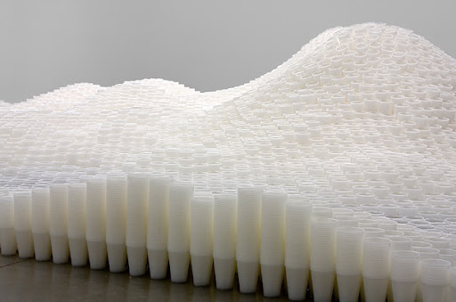 Untitled (Plastic Cups), 2006