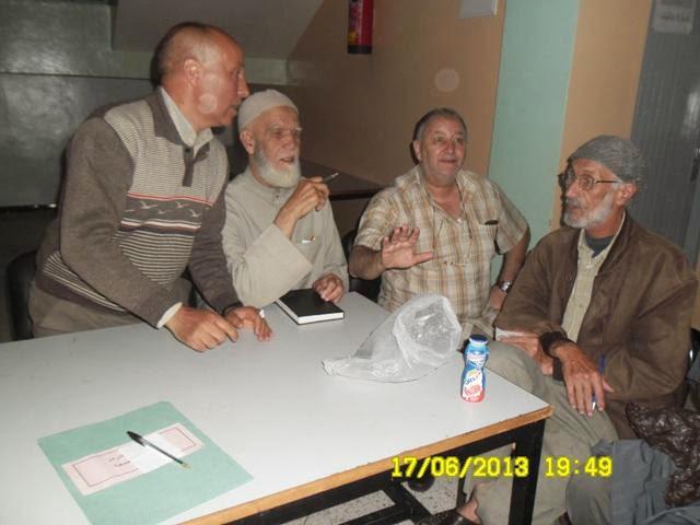 انتخاب رشيد كوسعيد رئيسا لجمعية رعاية المسجد الكبير بتيزنيت