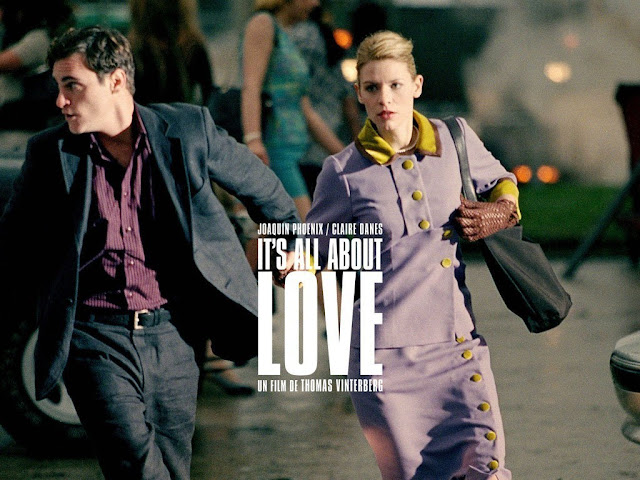 It's All About Love movie poster